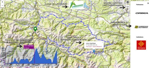 Suivi GPS VTT