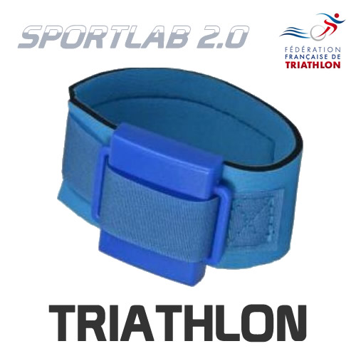 Bracelet Chronométrage Triathlon
