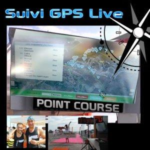 Suivi GPS de vos Courses