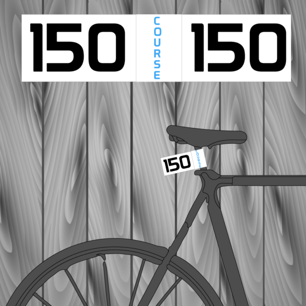 Étiquette triathlon